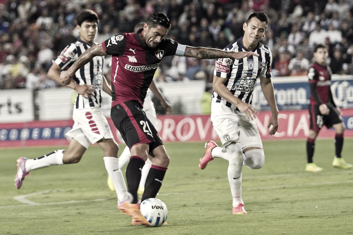 Rafa Márquez se despide del Atlas con un empate