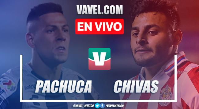 Goles y resumen del Pachuca 4-2 Chivas en Repechaje Liga MX 2021