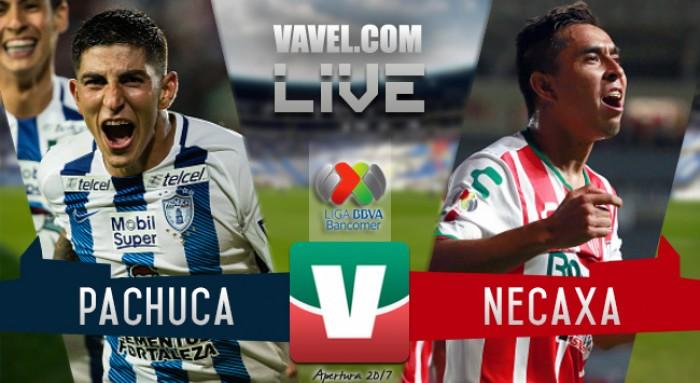 Resultado del Pachuca 0-0 Necaxa en Liga MX 2017