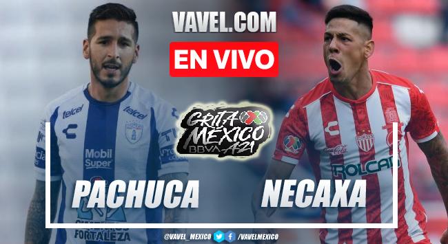 Goles y resumen del Pachuca 1-0 Necaxa en Liga MX 2021