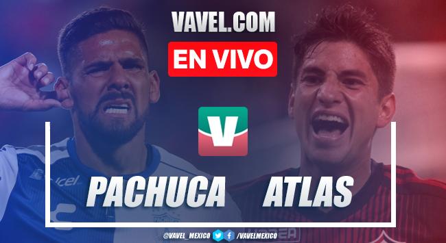 Tuzos Pachuca vs Atlas en vivo cómo ver transmisión TV online en Liga MX 2019 (0-0)