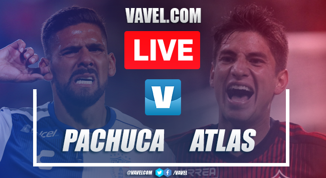 Goals and highlights: Pachuca 3-1 Atlas, 2019 Liga MX