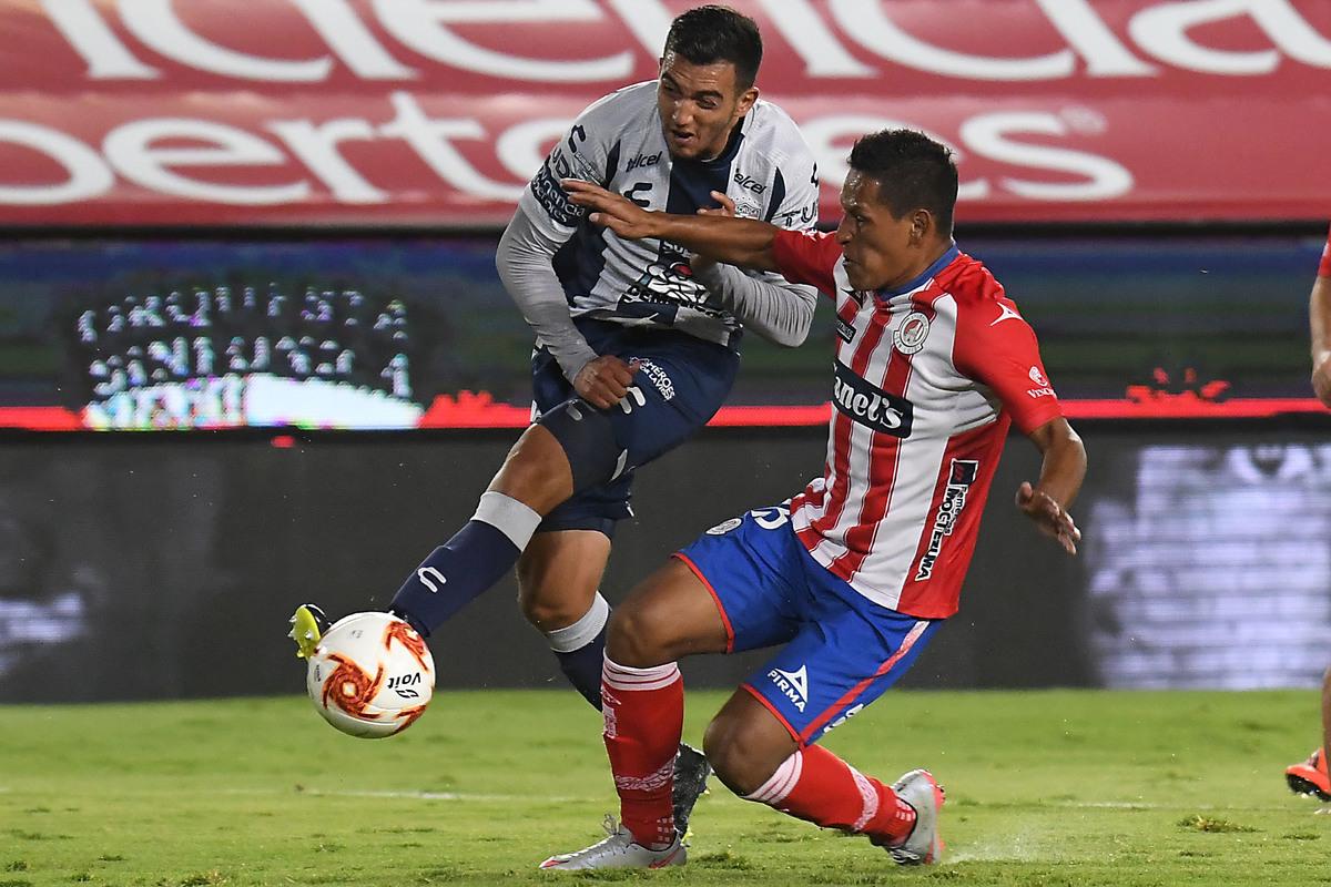 Goles y resumen: Atlético San Luis 1-5 Pachuca Liga MX Guardianes 2021