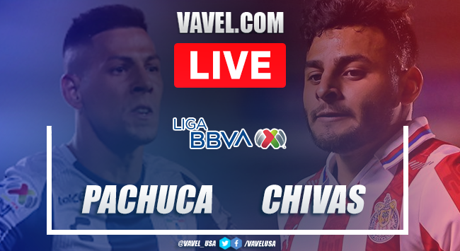 Goals and Highlights: Pachuca 4-2 Chivas in Repechaje Liga MX 2021