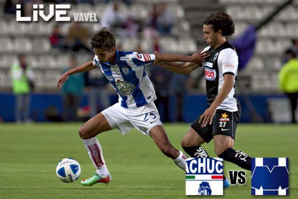 Resultado Pachuca - Monterrey en Liga MX 2014 (0-1)