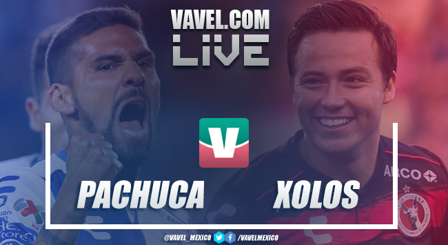Resumen y goles Pachuca 2-1 Xolos en Copa MX 2019