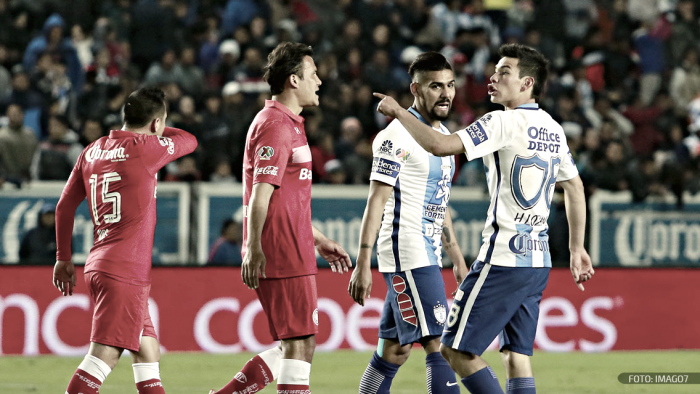 Pachuca 0-0 Toluca:Puntuaciones de Toluca en Jornada 4 de la Liga MX Clausura 2017
