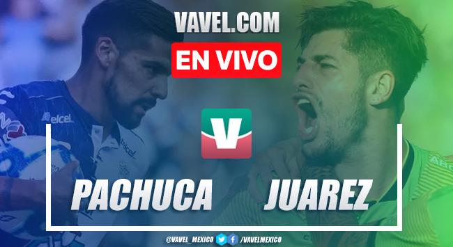 Pachuca vs FC Juárez en vivo cómo ver transmisión TV online en Liga MX 2019 (0-0)