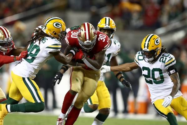 NFC Championship Preview: San Francisco 49ers vs. Green Bay Packers