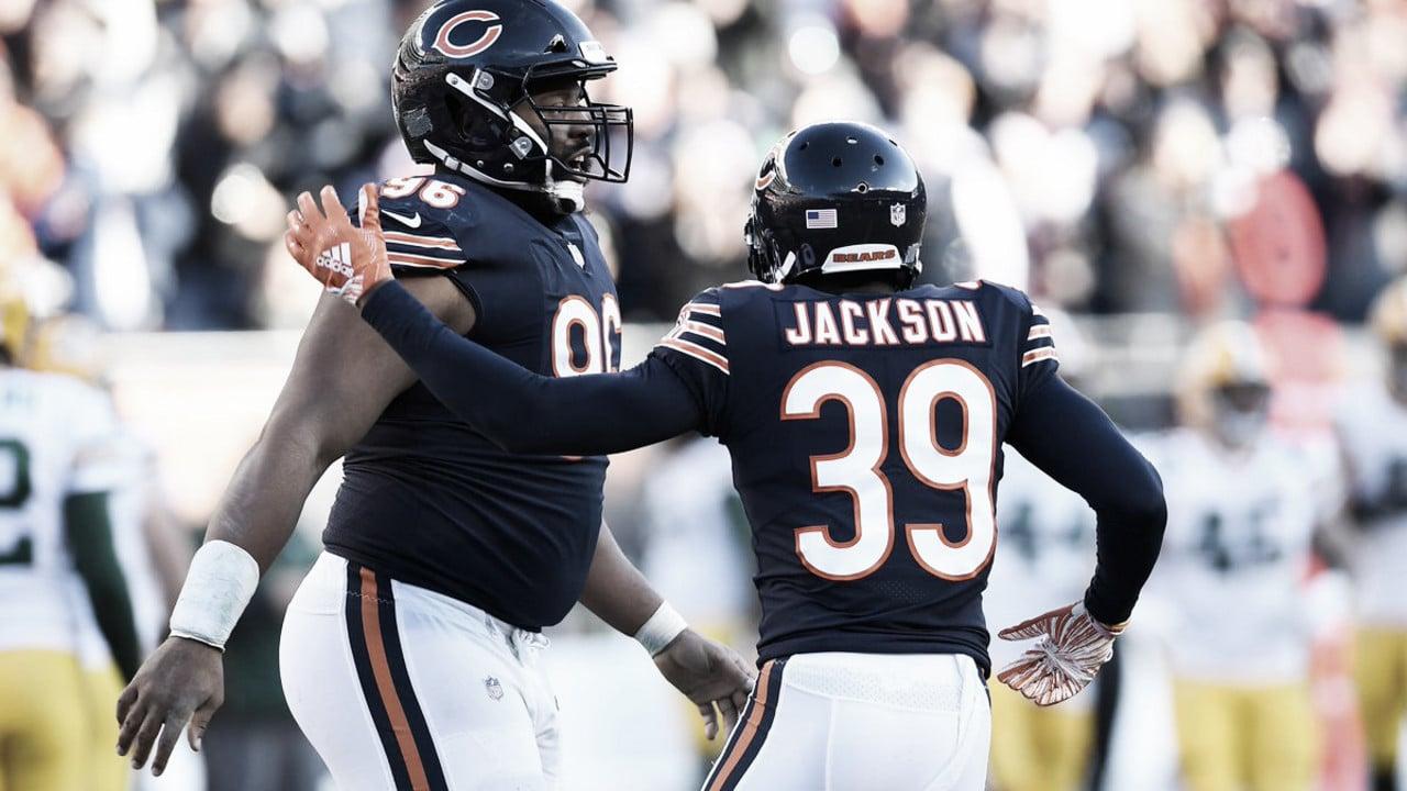 Después de ocho años, los Bears ganan la NFC Norte