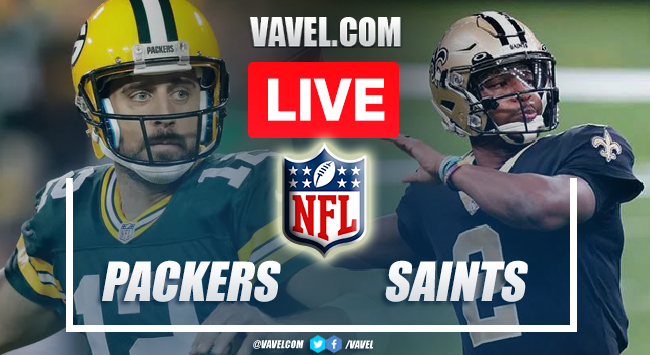 Highlights and Touchdowns: Packers 3-38 Saints in NFL