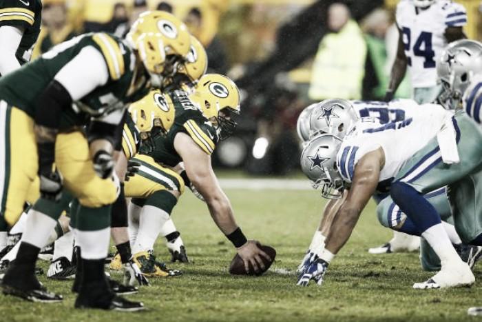 b6b7f2f7f92ca Resultado Dallas Cowboys 31-34 Green Bay Packers na NFL 2017 - VAVEL.com