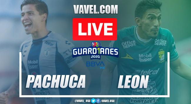 Pachuca vs León: LIVE Stream Online TV Updates and How to Watch Liga MX (0-0)