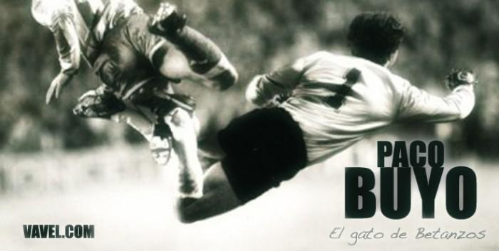 """Entrevista a Paco Buyo: """"Me quedo con el 5-0 que le endosamos al Barça en el Bernabéu"""""""