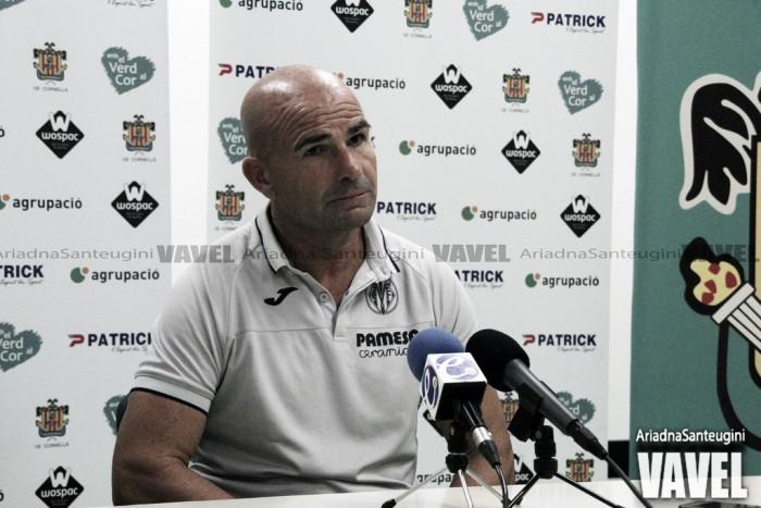 """Paco López: """"Hacía falta ganar a nivel de confianza"""""""