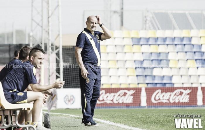 """Paco López: """"Conseguir el ascenso sería importantísimo para el club"""""""