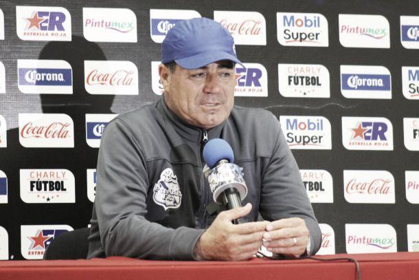 """Paco Ramírez: """"Hubiera sido fabuloso llevarnos los tres puntos"""""""