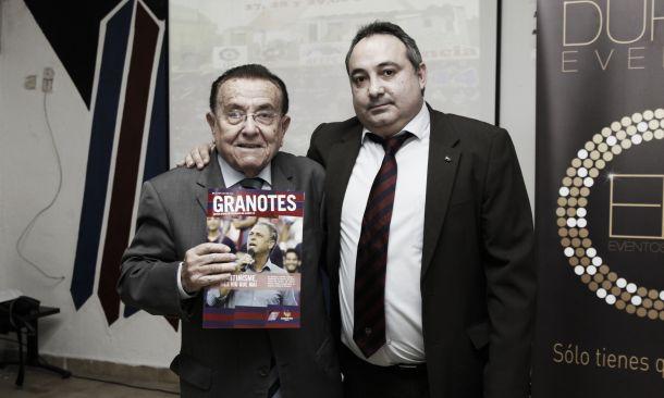 Emotivo acto de presentación del Levante UD