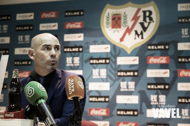 "Paco Jémez: ""Necesitamos jugadores que compitan de principio a fin"""