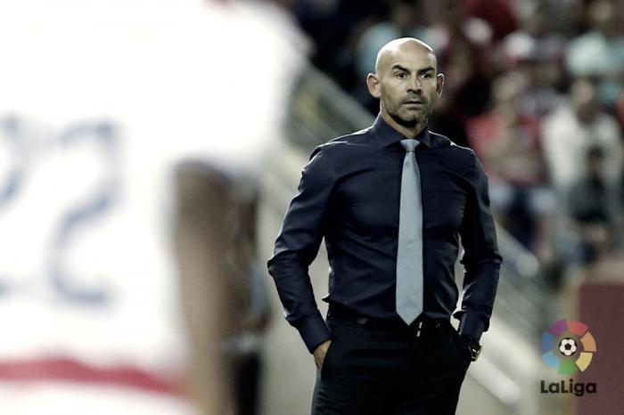 """Paco Jémez: """"No soy de parar, cuando tengo trabajo no me gusta dejarlo a un lado"""""""