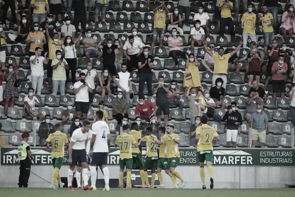 Paços de Ferreira faz história e vence Tottenham na Conference League
