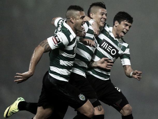 """Sporting vence e garante o """"Play-Off"""" da Liga Milionária"""
