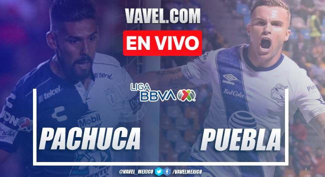 Goles y resumen: Pachuca 1-0 Puebla en Clausura 2020 Liga MX