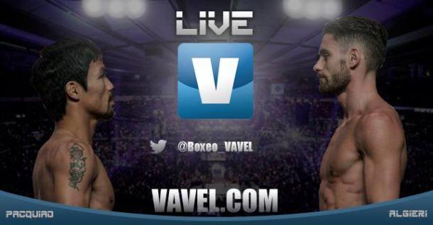 Combate Manny Pacquiao vs Chris Algieri en vivo y en directo online