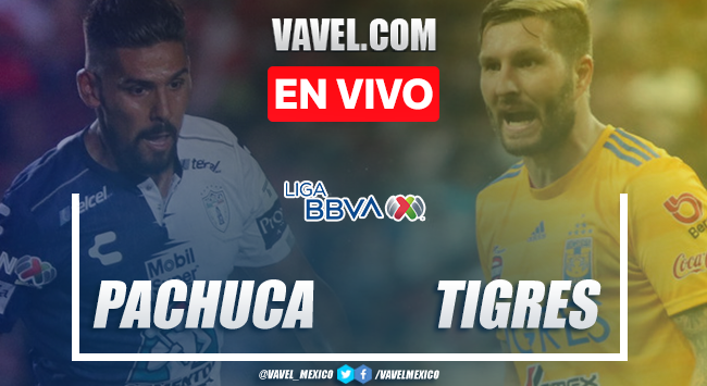 Resumen y video goles Pachuca 2-0 Tigres en Liga MX 2020
