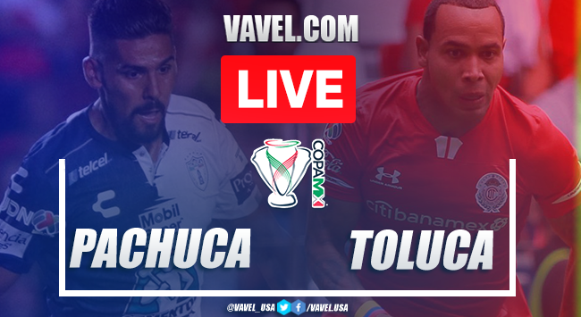 Highlights and goals: Pachuca 2-2 Toluca on 2020 Copa MX