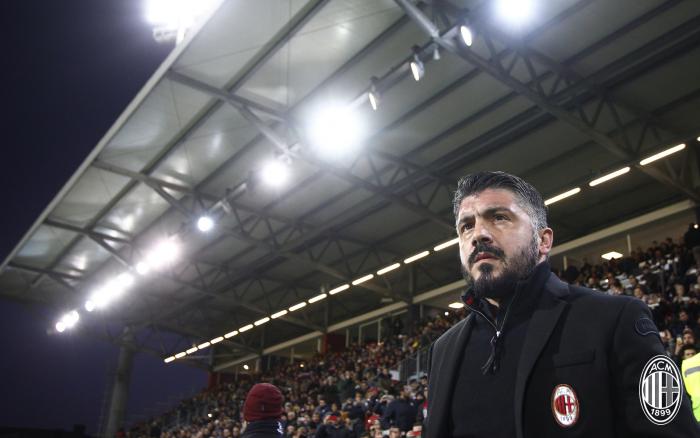 """Il Milan ritorna a vincere in trasferta, Gattuso: """"Abbiamo margini di miglioramento"""""""