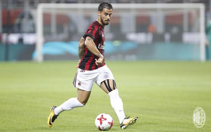 Milan:Suso non va via neanche per 80 mln
