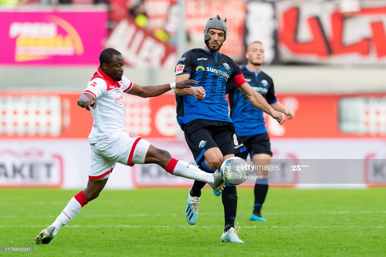 Fortuna Düsseldorf Vs SC Paderborn 07 Preview