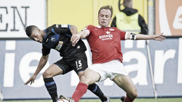 El Paderborn se estrena con un empate con sabor a derrota