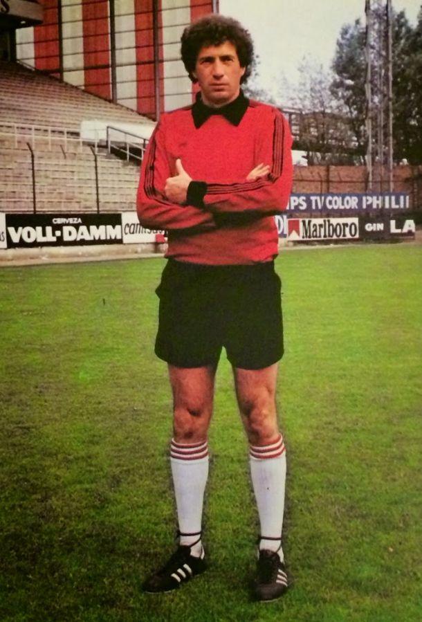 Futbolistas de leyenda: Jesús Castro