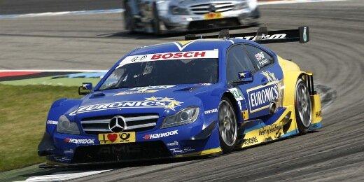 DTM - Lausitzring : Paffett fait briller l'Etoile
