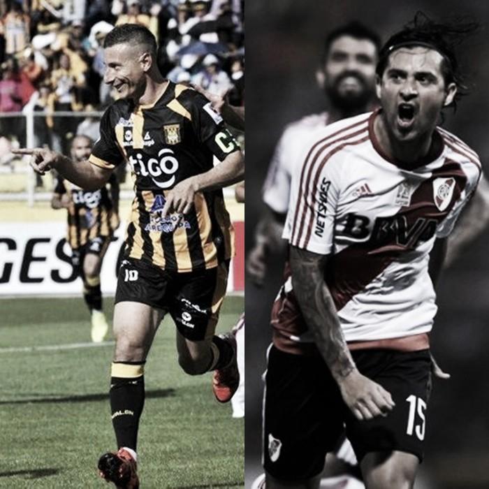 Previa The Strongest- River Plate: tratará de estar a la altura