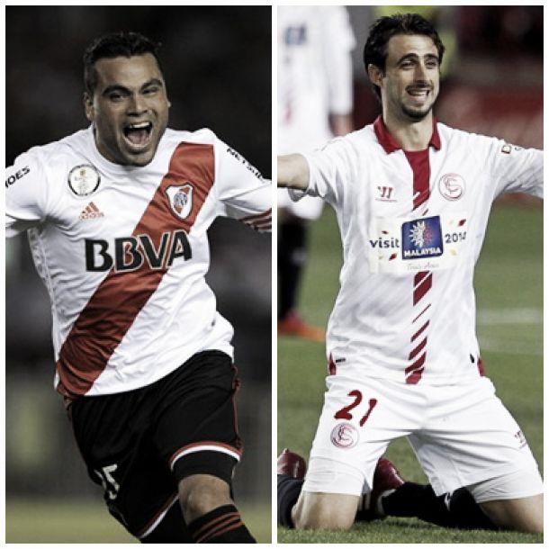 Cara a Cara: Gabriel Mercado vs Nicolás Pareja