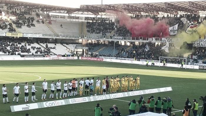Serie B: il Cesena si veste da grande ed espugna il Tombolato, 3-2 al Cittadella!