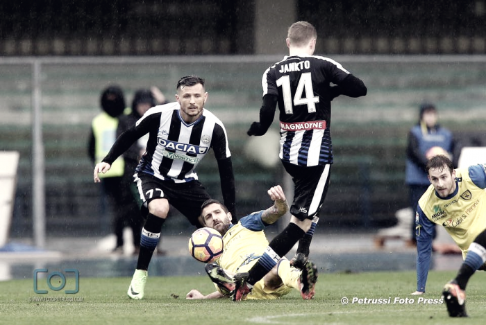 Udinese - Le pagelle, partita anonima