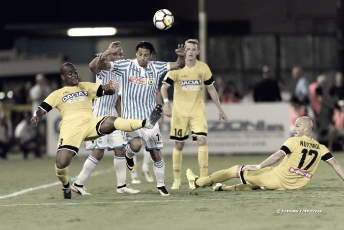 Udinese - Le pagelle, squadra senza nè capo nè coda