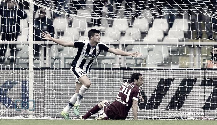 Udinese - Le pagelle, buona prestazione contro il Torino, peccato per il cedimento finale