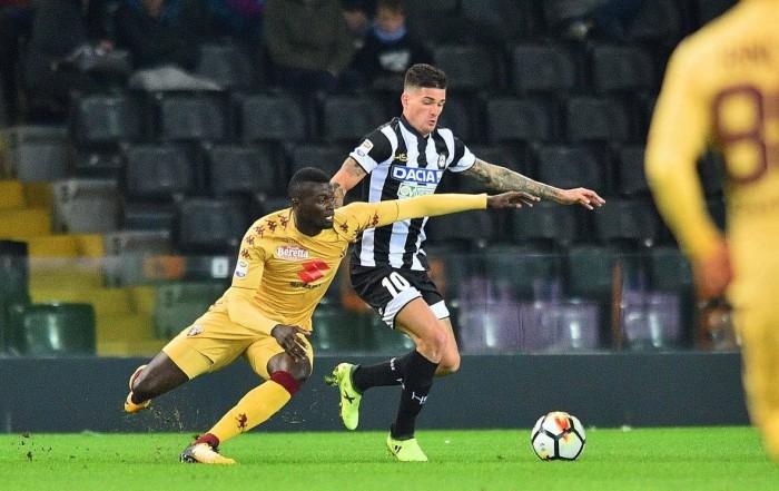 Udinese - Le pagelle: la squadra c'è, ma quanti orrori
