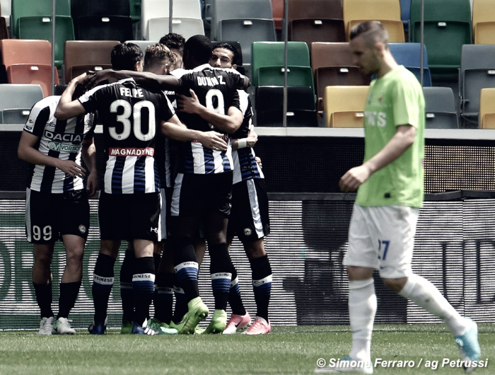 Serie A Udinese, Del Neri: