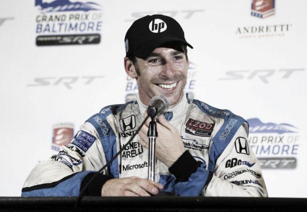 Pagenaud acredita que Schmidt-Peterson brigará pelo título da Indy