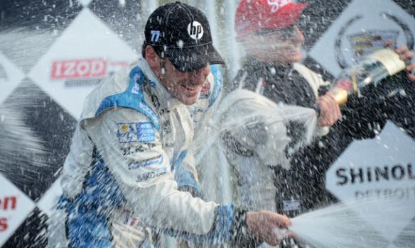 IndyCar - Detroit : Pagenaud première !