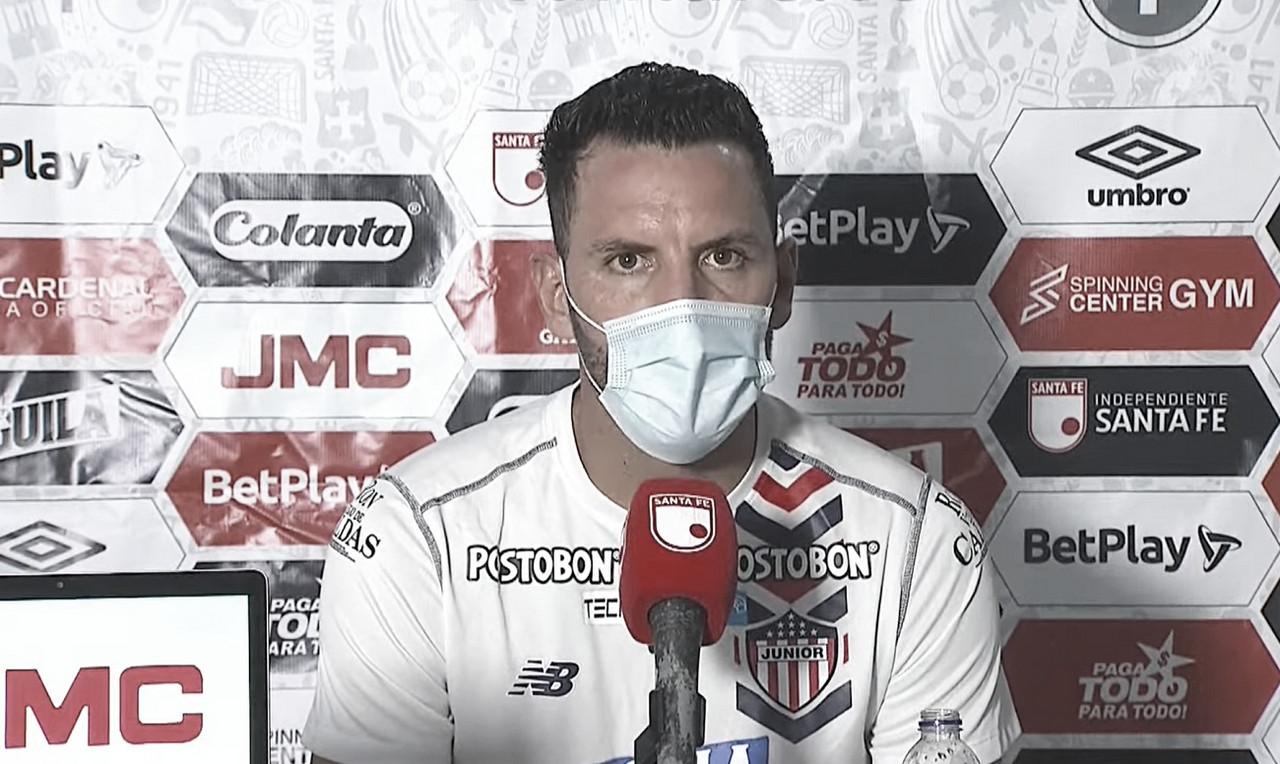 """Sebastián Viera: """"Llegar a semifinales no es un logro, es una obligación"""""""