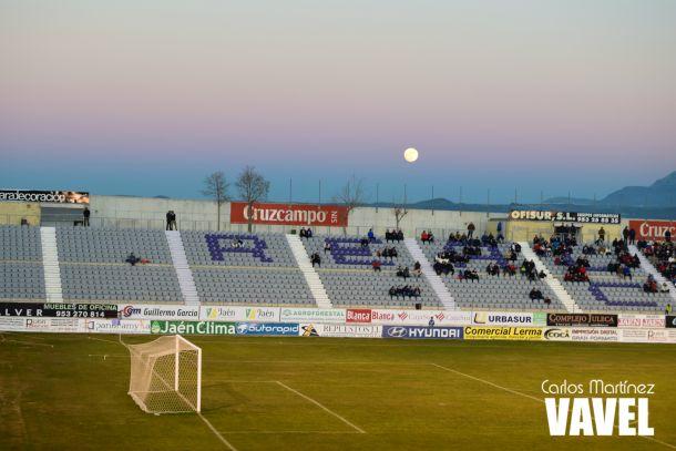 Un Real Jaén en blanco cae ante el Villanovense - Vavel.com
