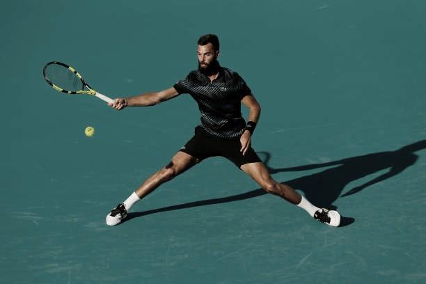 Paire vuelve a una final ATP año y medio después