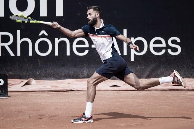 Paire domina jogo no saque, elimina Fritz e vai à decisão no ATP 250 de Lyon
